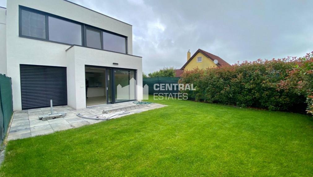 Exkluzívna novostavba 5i rodinný dom na prenájom v Bratislave
